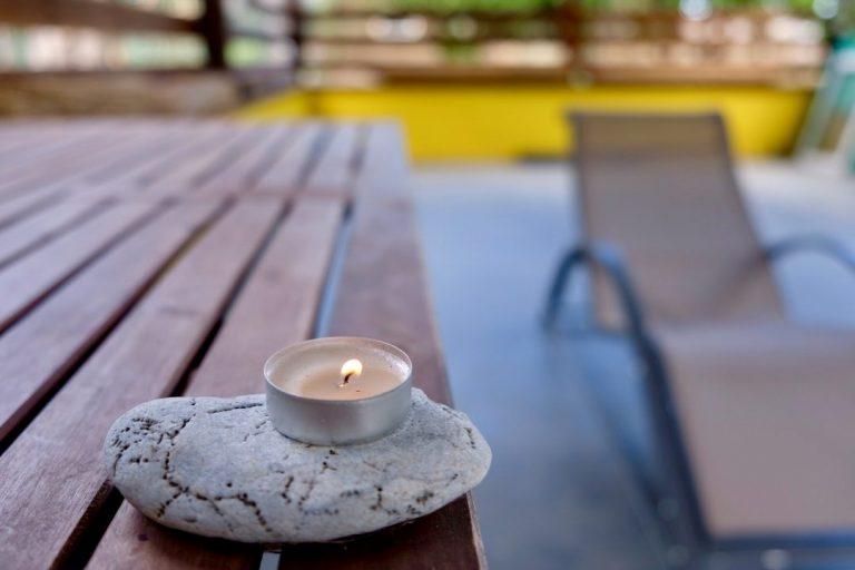 candle in maloka